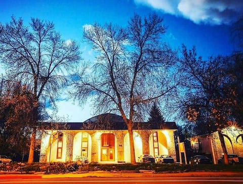 One of a kind space in mid town Fort Collins!