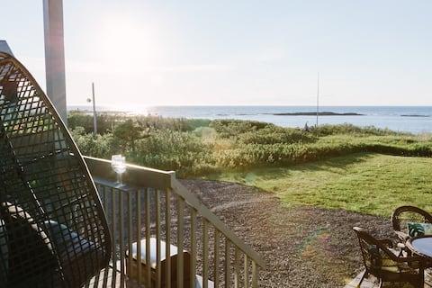 Tommy - appartement cozy avec plage privée