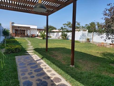 Casa de Campo - Asia  Conéctate con la naturaleza
