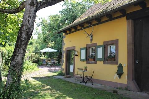 Ferienhaus am Kaiserstuhl bei Freiburg