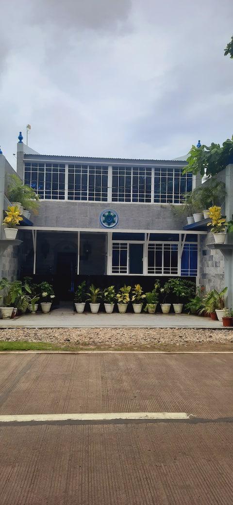 The Clar Beach House