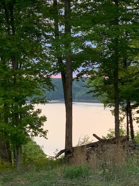 Fierce View of Lake Cumberland