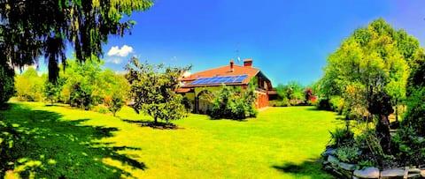 Oasi Azul. Private Villa With Extraordinary Garden