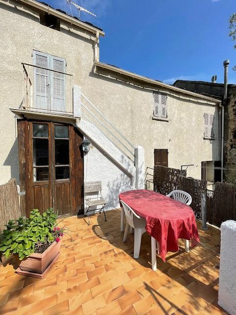 Gîte Dans Un Village Typique Corse