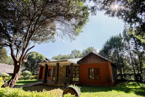 Laikipia Safari Cottages(2 Bed Room Cosy Cottages)