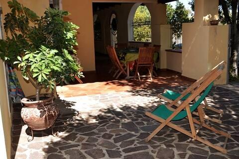 """Casa Antonietta"", poble de Sa Curcurica - Orosei"