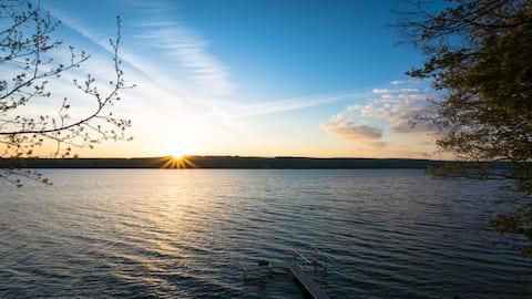 Lake-it-Easy on Owasco Lake