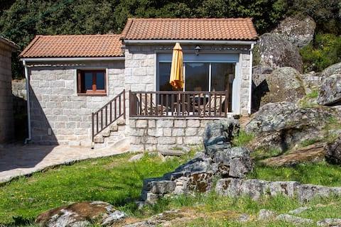 House near Bavella (Zonza)