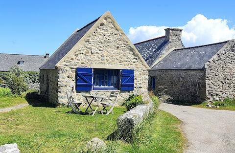 Penty, village classé, Presqu'île de CROZON