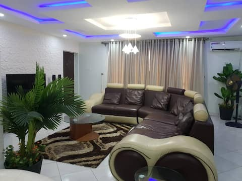 Lovely 2 Bedroom Apartment in Lagos