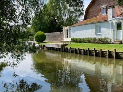 Gîte de la Muissens ( Marais Audomarois )