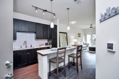 Ultra Modern Luxury Apt minutes from The Galleria