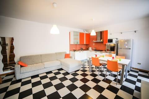 ☆☆☆☆☆ CHECK MATE - THREE-ROOM APARTMENT IN LOANO