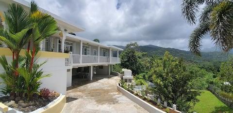 Orquid Villa- Rainforest El Yunque amazing views