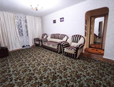 3 комнатная квартира в Бендерах