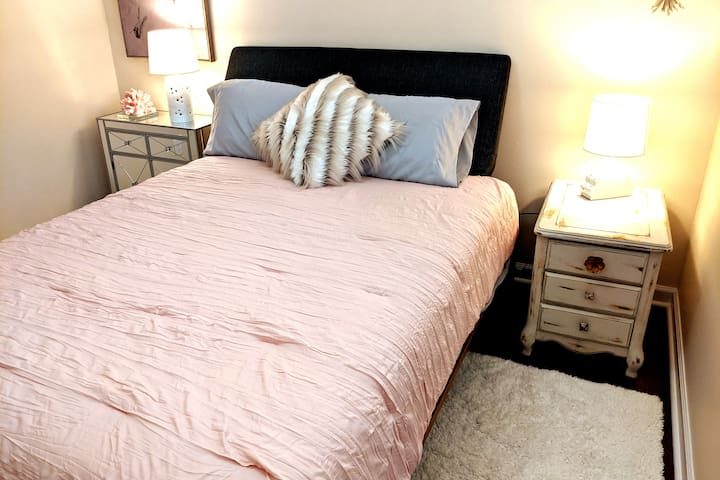 Bedroom 3: cozy and comfortable