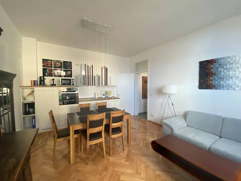 two room apartment (50 sqm, 4 people)