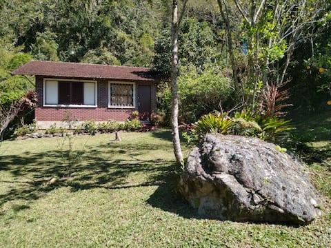 Meu aconchego na Serra de Teresópolis.