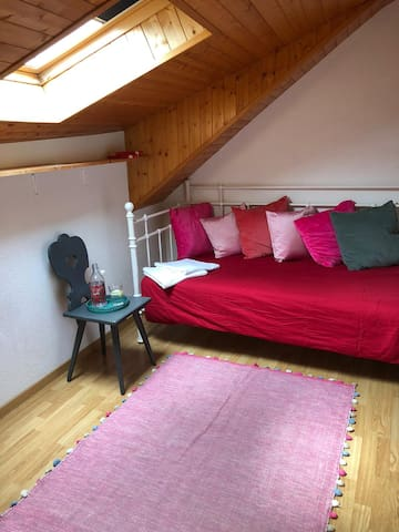 Single bedroom which can also be used as a separate office if need be