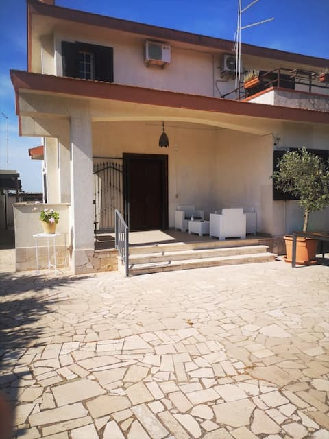''NaNe's house'' -Appartamento in villa