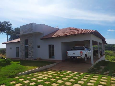 Comfortable and cozy house on Lake Corumbá 4