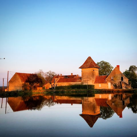 Traditional Family Manoir in the centre of France.
