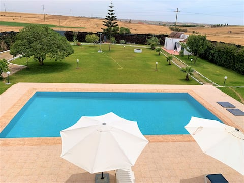 White House 10 Km D'el Jadida avec piscine privée