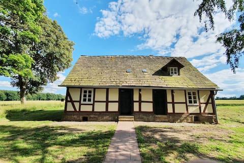 Historisches Ferienhaus Rittergut Friedrichshausen