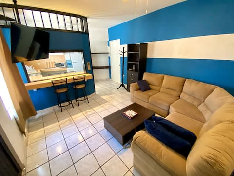 Complete, comfortable and pleasant apartment