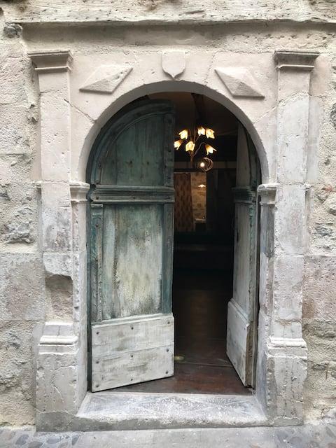 Maison d'Or-Vert: Atelier di oreficeria medievale
