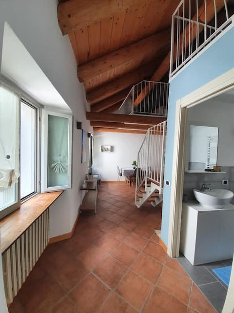 """Appartamento """"Torre del Moro"""" a Domodossola"""