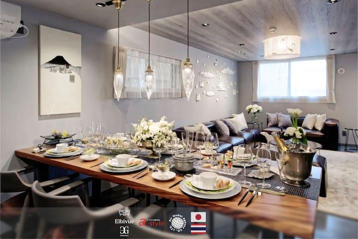 Dining Table/食卓/식탁/餐桌/餐桌/โต๊ะรับประทานอาหาร