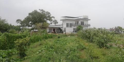Saeed Shah Bauernhaus,      es ist, als würde man nach Hause kommen
