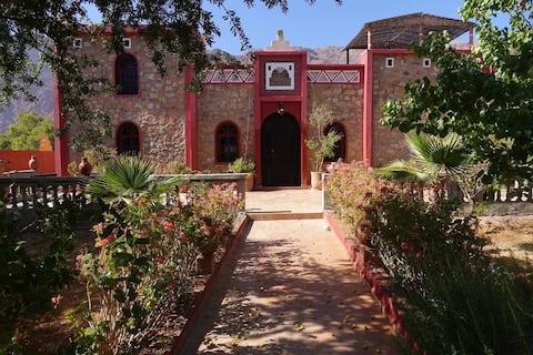 Villa siliia/cœur vallée ameln tafraout
