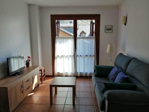 Acogedor apartamento en Llavorsí