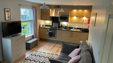 One Bedroom Apartment @ The Bay, Filey
