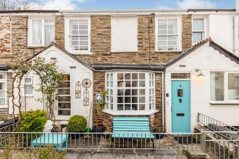 Fisherman's Cottage, a haven in Padstow old town