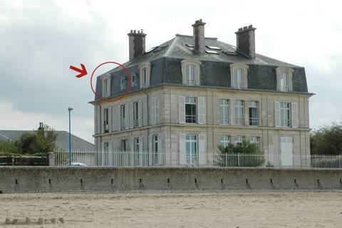 Encantador apartamento en el mar en la antigua casa