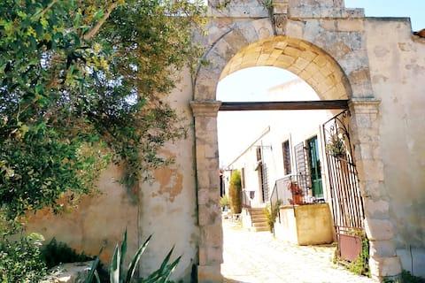 Antiqua Domus, ospitalità in Val di Noto.