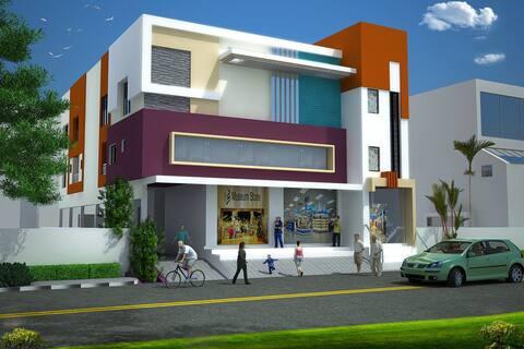 Maruti Residency - Opp. to OP Hospital