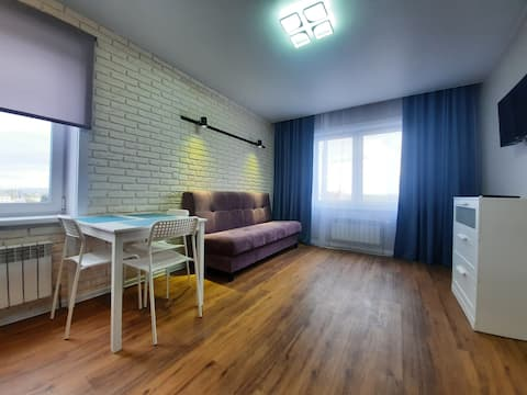 Новая, комфортная квартира в центре Иркутска.