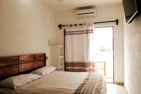 Posada Casa del Abuelo - Habitación con balcón
