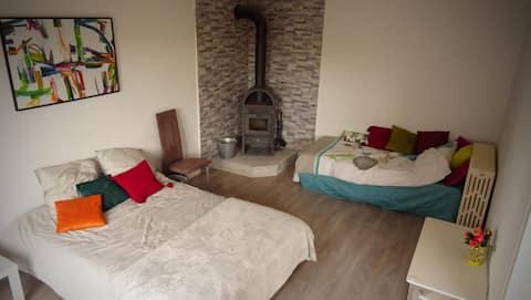 Confortable appartement 55m² idéalement situé