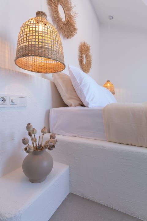 L'olive homes bohemian stay close to beachterrace