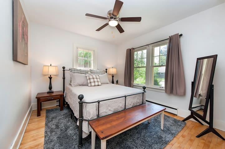 Primary Bedroom includes Closet
