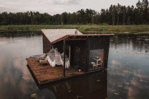 Lake sauna OGLE