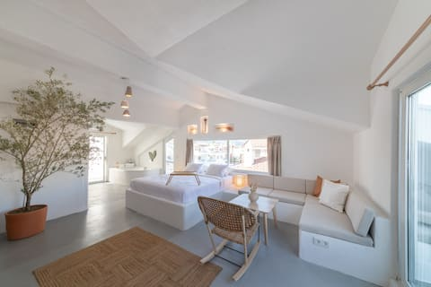 L'olive homes bohemian stay Penthouse