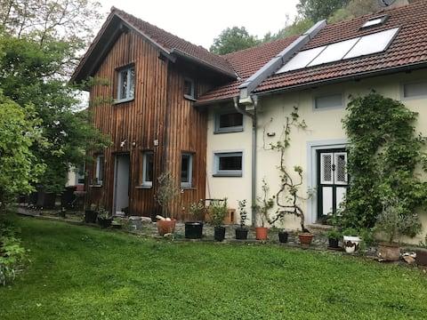 Graziosa casa a Ettersdorf, immersa nel verde
