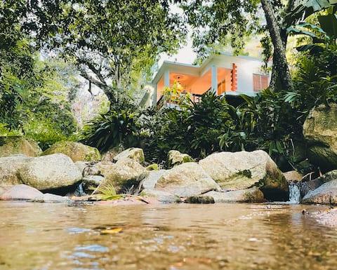 Private Villa in Tropical Paradise