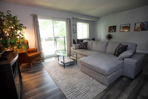 Private & Quiet Two-Bedroom Condo Suite